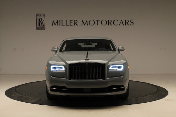 New 2018 Rolls-Royce Wraith Black Badge for sale Sold at Aston Martin of Greenwich in Greenwich CT 06830 11