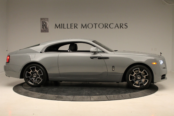New 2018 Rolls-Royce Wraith Black Badge for sale Sold at Aston Martin of Greenwich in Greenwich CT 06830 9