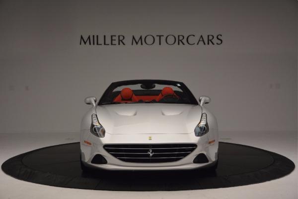 Used 2015 Ferrari California T for sale Sold at Aston Martin of Greenwich in Greenwich CT 06830 12