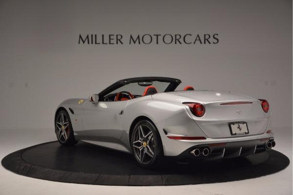 Used 2015 Ferrari California T for sale Sold at Aston Martin of Greenwich in Greenwich CT 06830 5