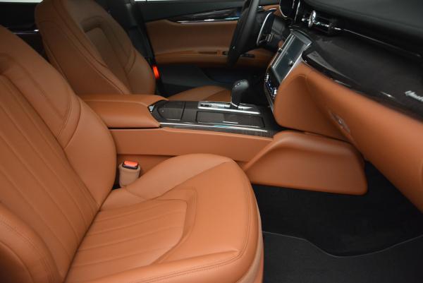 New 2016 Maserati Quattroporte S Q4 for sale Sold at Aston Martin of Greenwich in Greenwich CT 06830 18