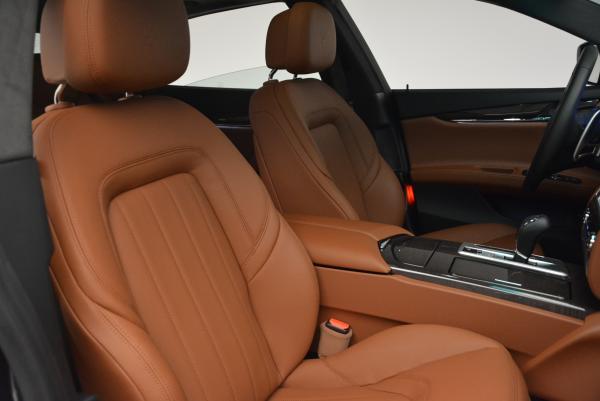New 2016 Maserati Quattroporte S Q4 for sale Sold at Aston Martin of Greenwich in Greenwich CT 06830 19