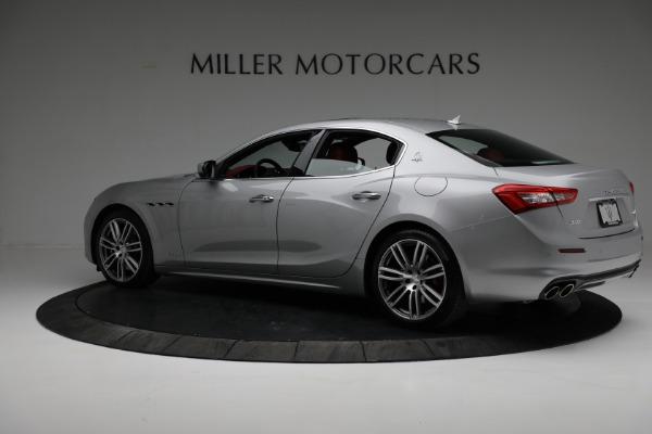 New 2018 Maserati Ghibli S Q4 GranLusso for sale Sold at Aston Martin of Greenwich in Greenwich CT 06830 4