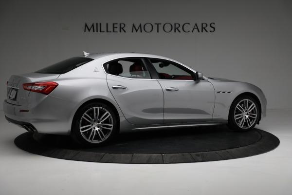 New 2018 Maserati Ghibli S Q4 GranLusso for sale Sold at Aston Martin of Greenwich in Greenwich CT 06830 8