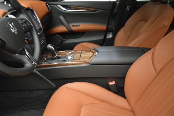 New 2018 Maserati Ghibli S Q4 for sale Sold at Aston Martin of Greenwich in Greenwich CT 06830 14