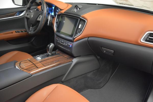 New 2018 Maserati Ghibli S Q4 for sale Sold at Aston Martin of Greenwich in Greenwich CT 06830 17