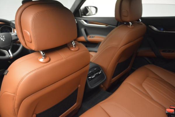 New 2018 Maserati Ghibli S Q4 for sale Sold at Aston Martin of Greenwich in Greenwich CT 06830 19