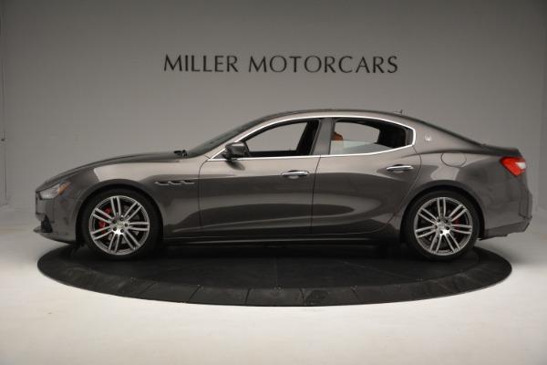 New 2018 Maserati Ghibli S Q4 for sale Sold at Aston Martin of Greenwich in Greenwich CT 06830 4
