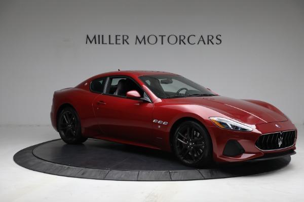 Used 2018 Maserati GranTurismo Sport for sale $94,900 at Aston Martin of Greenwich in Greenwich CT 06830 10