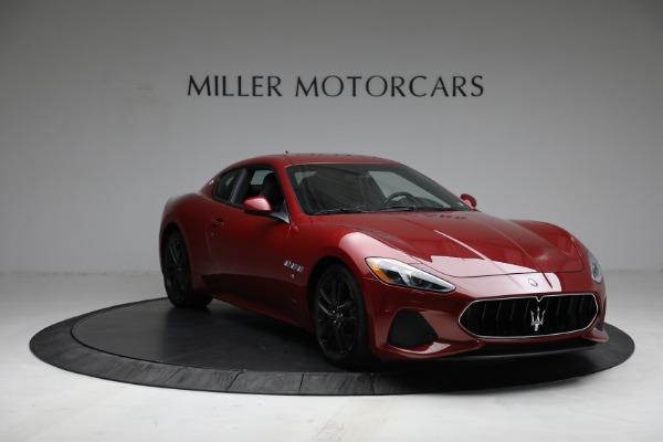 Used 2018 Maserati GranTurismo Sport for sale $94,900 at Aston Martin of Greenwich in Greenwich CT 06830 11