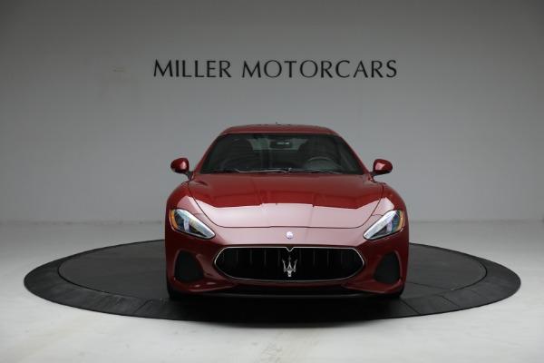 Used 2018 Maserati GranTurismo Sport for sale $94,900 at Aston Martin of Greenwich in Greenwich CT 06830 12