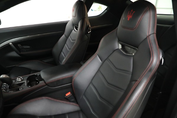 Used 2018 Maserati GranTurismo Sport for sale $94,900 at Aston Martin of Greenwich in Greenwich CT 06830 15