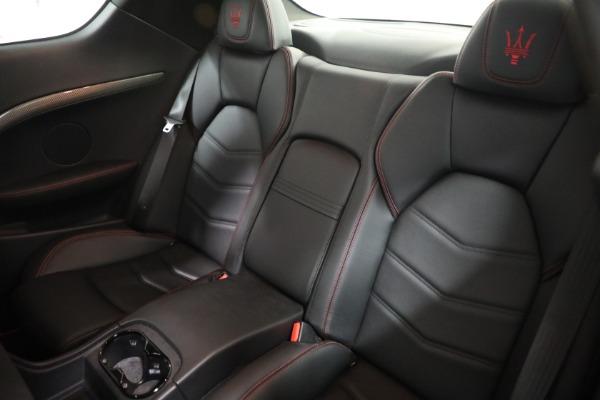 Used 2018 Maserati GranTurismo Sport for sale $94,900 at Aston Martin of Greenwich in Greenwich CT 06830 16