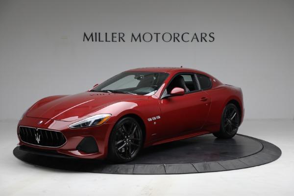 Used 2018 Maserati GranTurismo Sport for sale $94,900 at Aston Martin of Greenwich in Greenwich CT 06830 2