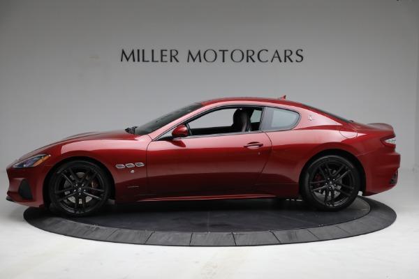 Used 2018 Maserati GranTurismo Sport for sale $94,900 at Aston Martin of Greenwich in Greenwich CT 06830 3