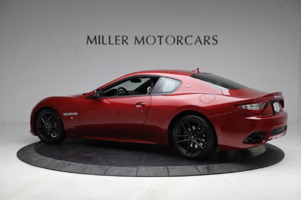 Used 2018 Maserati GranTurismo Sport for sale $94,900 at Aston Martin of Greenwich in Greenwich CT 06830 4