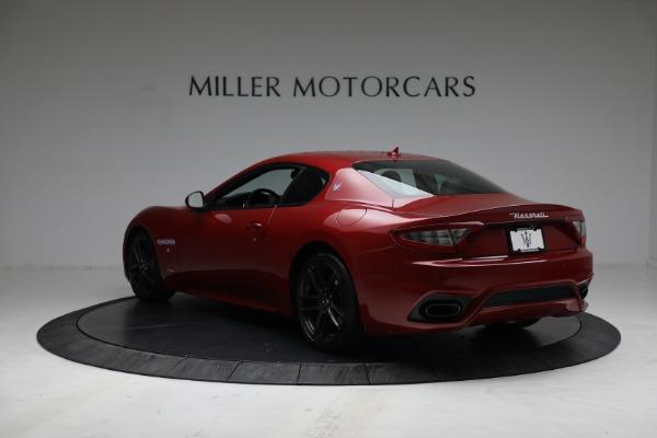 Used 2018 Maserati GranTurismo Sport for sale $94,900 at Aston Martin of Greenwich in Greenwich CT 06830 5