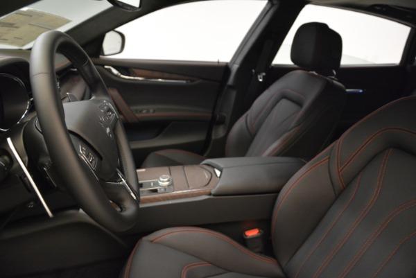 Used 2018 Maserati Quattroporte S Q4 GranLusso for sale Sold at Aston Martin of Greenwich in Greenwich CT 06830 13