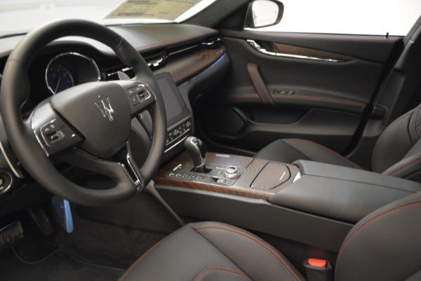 Used 2018 Maserati Quattroporte S Q4 GranLusso for sale Sold at Aston Martin of Greenwich in Greenwich CT 06830 15