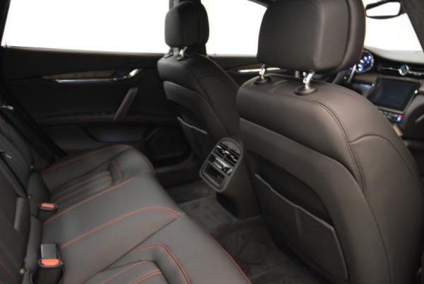 Used 2018 Maserati Quattroporte S Q4 GranLusso for sale Sold at Aston Martin of Greenwich in Greenwich CT 06830 23