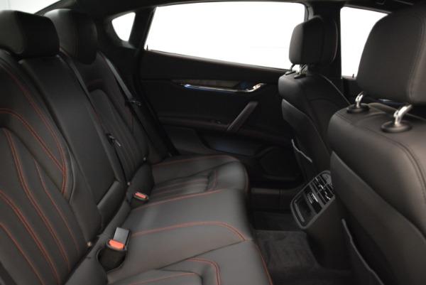 Used 2018 Maserati Quattroporte S Q4 GranLusso for sale Sold at Aston Martin of Greenwich in Greenwich CT 06830 24