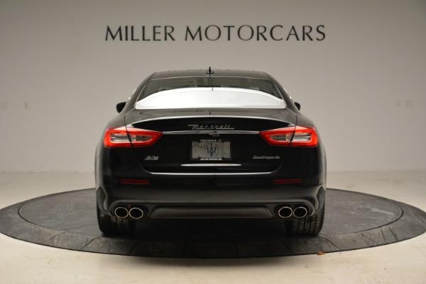 Used 2018 Maserati Quattroporte S Q4 GranLusso for sale Sold at Aston Martin of Greenwich in Greenwich CT 06830 6