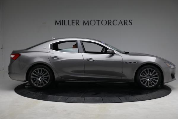 New 2018 Maserati Ghibli S Q4 for sale Sold at Aston Martin of Greenwich in Greenwich CT 06830 6