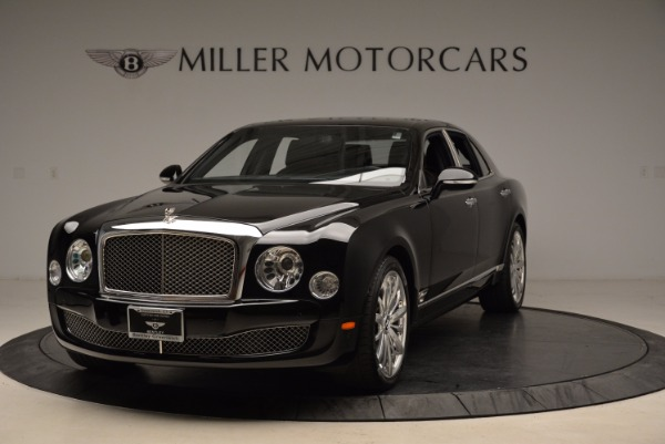 Used 2016 Bentley Mulsanne for sale Sold at Aston Martin of Greenwich in Greenwich CT 06830 1