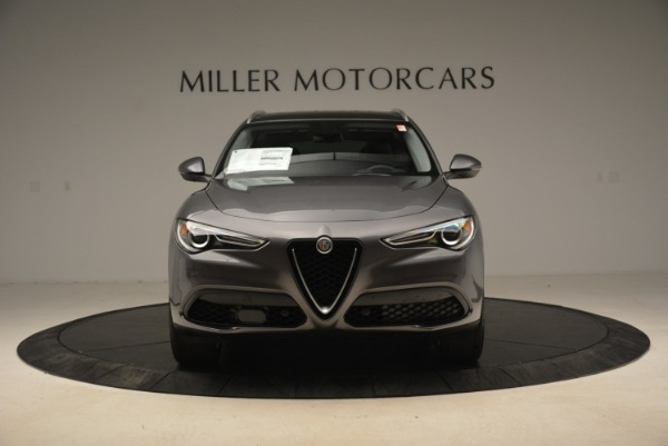 New 2018 Alfa Romeo Stelvio Ti Q4 for sale Sold at Aston Martin of Greenwich in Greenwich CT 06830 12