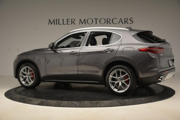 New 2018 Alfa Romeo Stelvio Ti Q4 for sale Sold at Aston Martin of Greenwich in Greenwich CT 06830 4