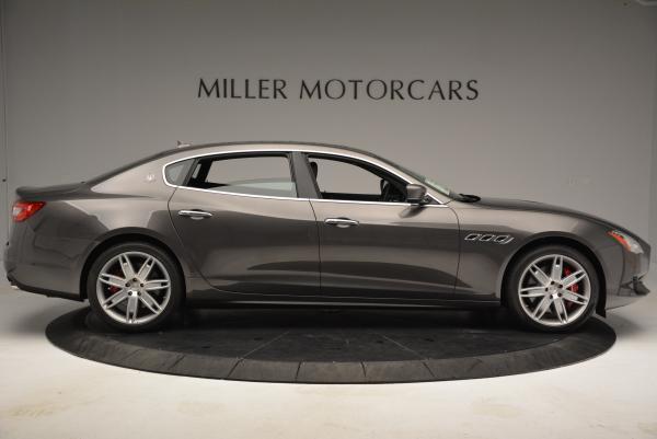 New 2016 Maserati Quattroporte S Q4 for sale Sold at Aston Martin of Greenwich in Greenwich CT 06830 10