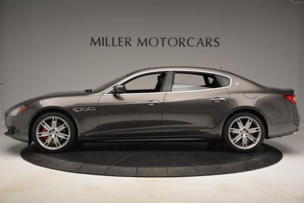 New 2016 Maserati Quattroporte S Q4 for sale Sold at Aston Martin of Greenwich in Greenwich CT 06830 4