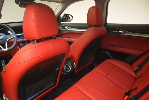 New 2018 Alfa Romeo Stelvio Sport Q4 for sale Sold at Aston Martin of Greenwich in Greenwich CT 06830 16