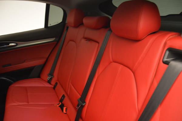 New 2018 Alfa Romeo Stelvio Sport Q4 for sale Sold at Aston Martin of Greenwich in Greenwich CT 06830 18