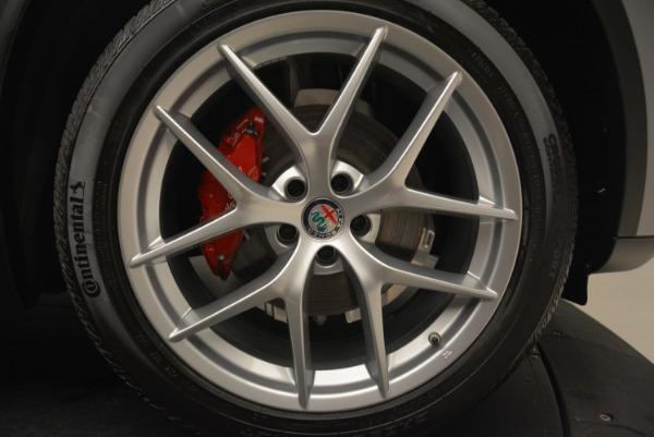 New 2018 Alfa Romeo Stelvio Sport Q4 for sale Sold at Aston Martin of Greenwich in Greenwich CT 06830 25