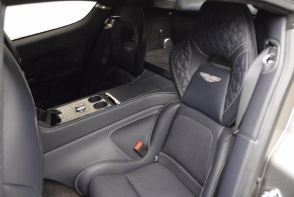 Used 2017 Aston Martin Rapide S Sedan for sale Sold at Aston Martin of Greenwich in Greenwich CT 06830 19