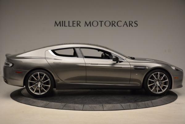 Used 2017 Aston Martin Rapide S Sedan for sale Sold at Aston Martin of Greenwich in Greenwich CT 06830 9