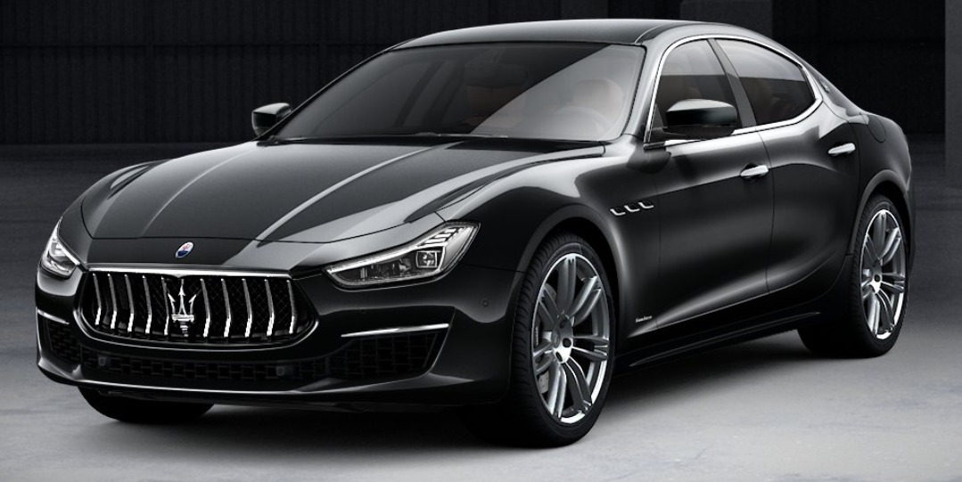New 2018 Maserati Ghibli S Q4 GranLusso for sale Sold at Aston Martin of Greenwich in Greenwich CT 06830 1