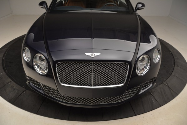 Used 2014 Bentley Continental GT W12 for sale Sold at Aston Martin of Greenwich in Greenwich CT 06830 13