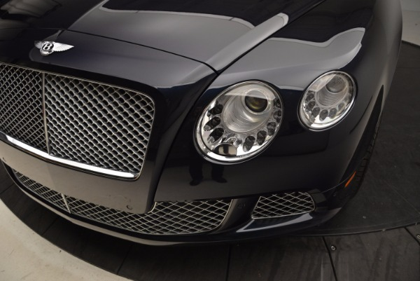 Used 2014 Bentley Continental GT W12 for sale Sold at Aston Martin of Greenwich in Greenwich CT 06830 14