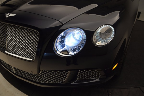 Used 2014 Bentley Continental GT W12 for sale Sold at Aston Martin of Greenwich in Greenwich CT 06830 16