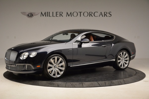 Used 2014 Bentley Continental GT W12 for sale Sold at Aston Martin of Greenwich in Greenwich CT 06830 2