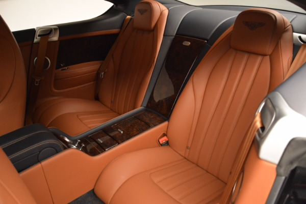 Used 2014 Bentley Continental GT W12 for sale Sold at Aston Martin of Greenwich in Greenwich CT 06830 27