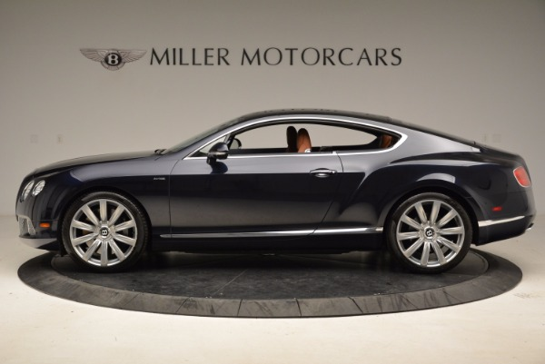 Used 2014 Bentley Continental GT W12 for sale Sold at Aston Martin of Greenwich in Greenwich CT 06830 3
