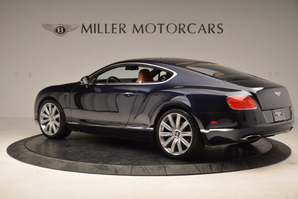 Used 2014 Bentley Continental GT W12 for sale Sold at Aston Martin of Greenwich in Greenwich CT 06830 4