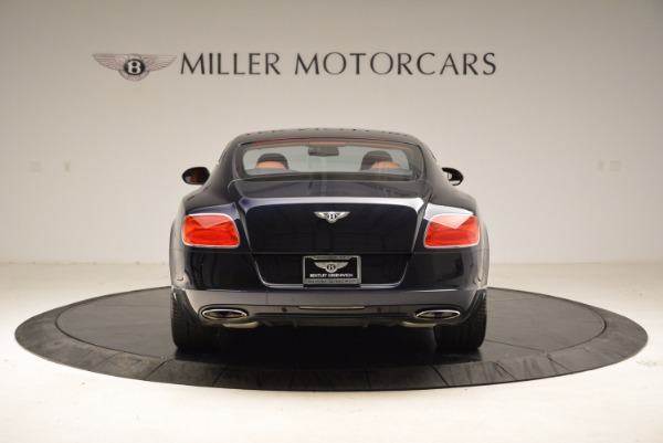 Used 2014 Bentley Continental GT W12 for sale Sold at Aston Martin of Greenwich in Greenwich CT 06830 6