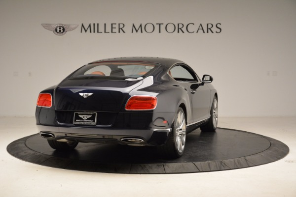 Used 2014 Bentley Continental GT W12 for sale Sold at Aston Martin of Greenwich in Greenwich CT 06830 7