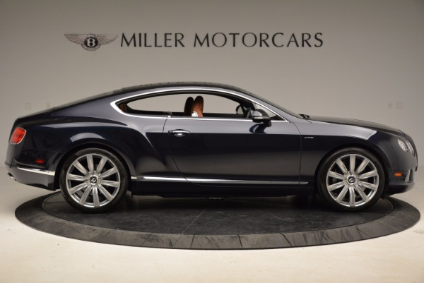 Used 2014 Bentley Continental GT W12 for sale Sold at Aston Martin of Greenwich in Greenwich CT 06830 9