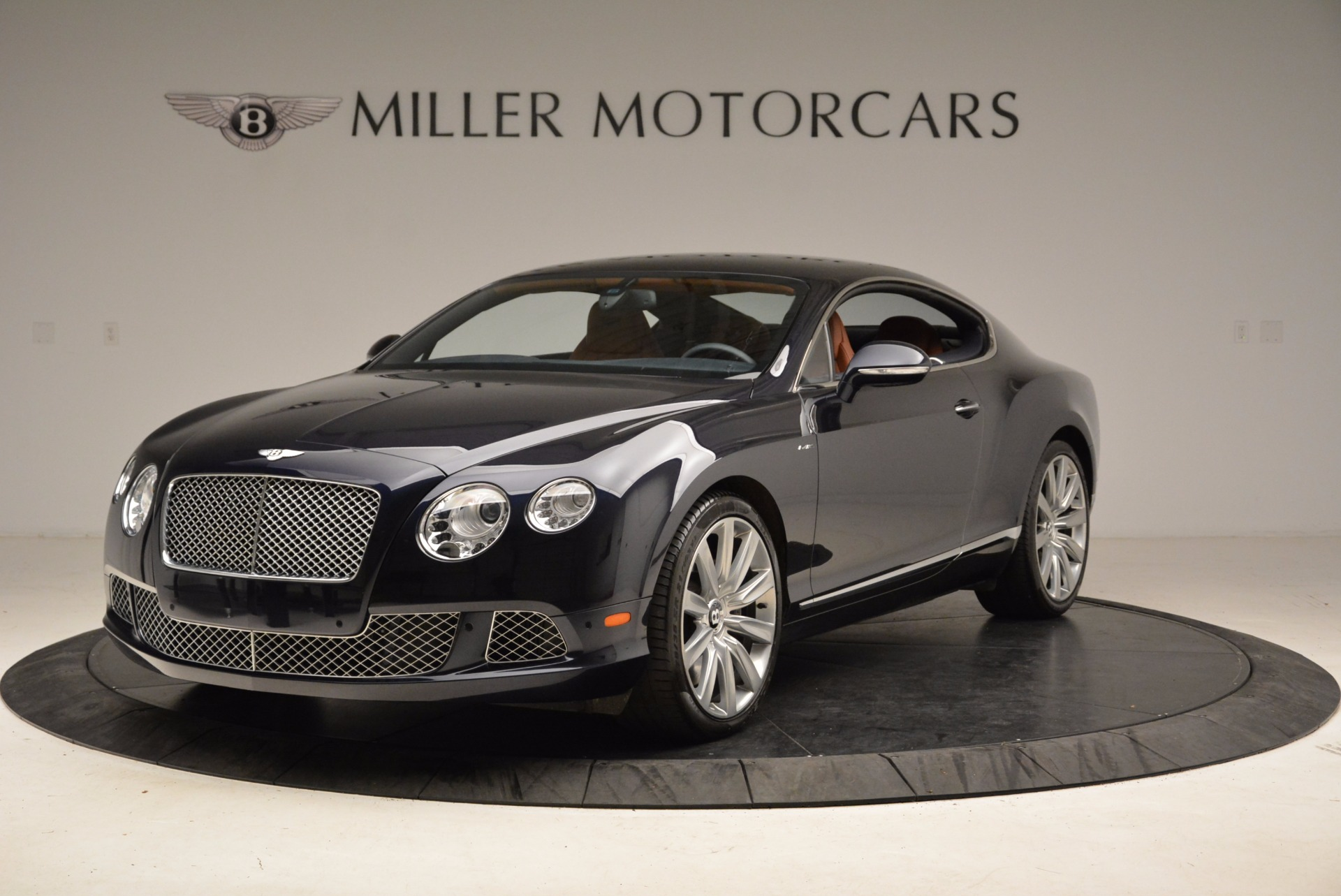 Used 2014 Bentley Continental GT W12 for sale Sold at Aston Martin of Greenwich in Greenwich CT 06830 1