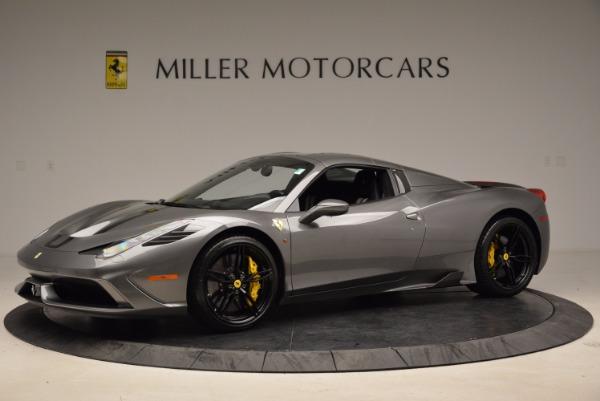 Used 2015 Ferrari 458 Speciale Aperta for sale Sold at Aston Martin of Greenwich in Greenwich CT 06830 14